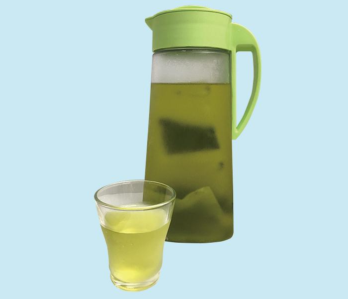 夏,健康,美容,水出し,緑茶,熱中症,脱水症状,殺菌効果