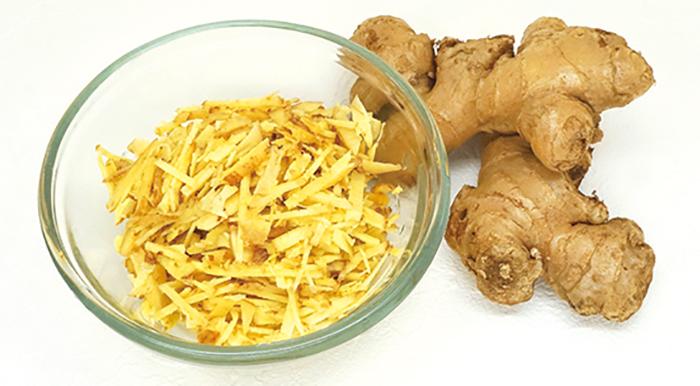 夏,健康,美容,冷房対策,生姜湯,手作り,レシピ,蜂蜜