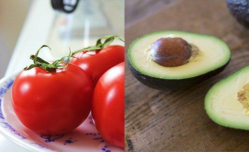 レシピ,豆腐,アーモンド,トマト,アボカド,ズッキーニ,簡単,料理,時短,美肌