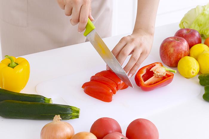 レシピ,ツナ,パプリカ,ゴーヤ,ズッキーニ,簡単,料理,時短,美肌