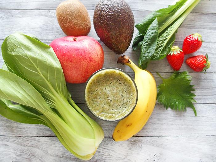 コラム,ジュース,朝,野菜,果物,ビタミン,パワー