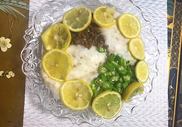 レシピ,疲労,回復,スタミナ,グルメ,料理,レシピ,豚肉,キムチ,長芋,オクラ