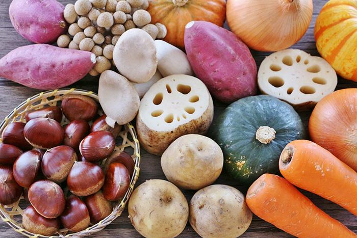 レシピ,レンコン,キノコ,秋,旬,野菜,ヘルシー