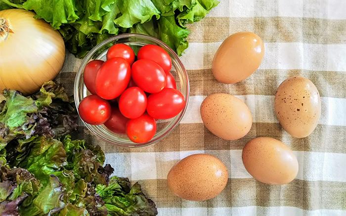 レシピ,料理,美肌,食材,美容,効果,トマト,リコピン,アンチエイジング