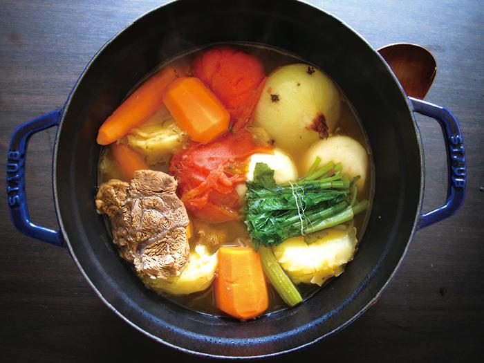 コラム,デトックス,冷えとり,根菜,食物,繊維,ビタミン,ポトフ,排出
