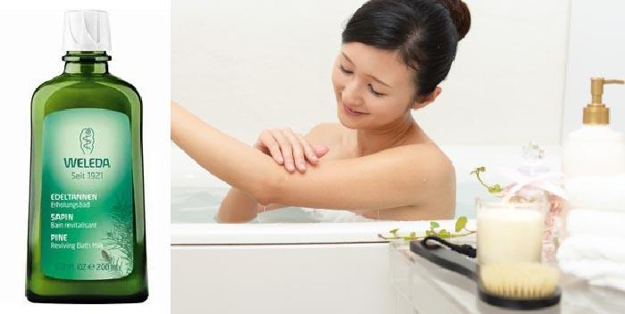 コラム,健康,美容,保湿,乾燥,スキンケア,入浴,オーガニック,ヴェレダ