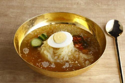 大阪焼肉,ふたご,大名店,一口冷麺