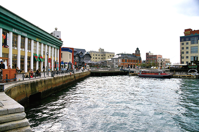 福岡,観光,門司港,レトロ,海峡プラザ,洋館,鉄道記念館
