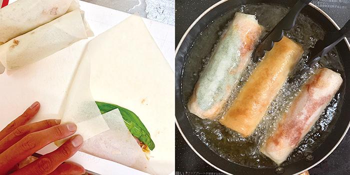 レシピ,たけちゃんねる,ちくわ,春巻き,不動たける,チーズ