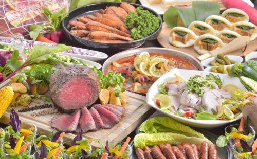 ホテル日航,福岡,肉の祭典,肉料理セリーナ