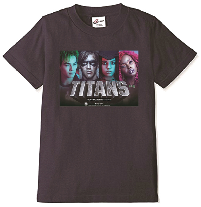 プレゼント,タイタンズ、Tシャツ,ワーナー,ブラザーズ,SKIP,ロビン