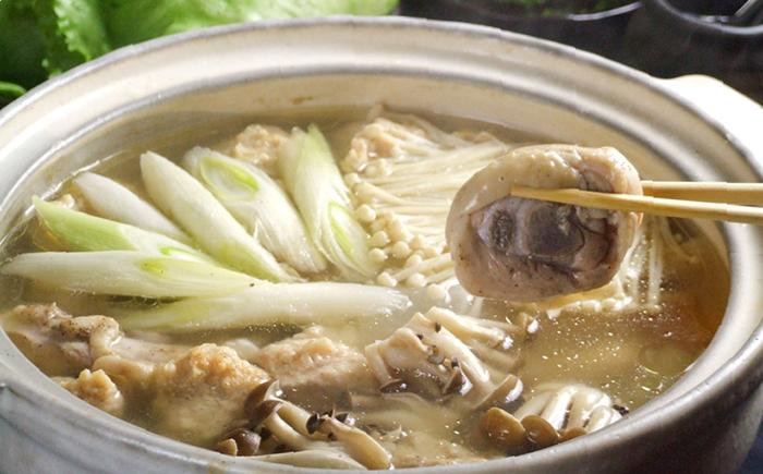 福岡,飲食店,雅,博多駅,和食,地鶏の水炊き
