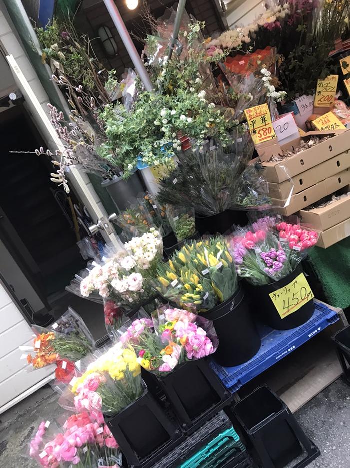 生花,八百屋,新鮮,長持ち,記者,コラム,福岡,華やぎ