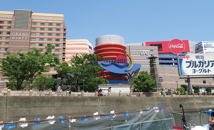 クルーズ,福岡,博多,水上バス,中洲,ベイサイド,観光