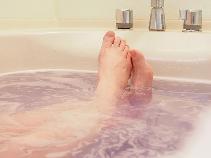 むくみ,だるさ,梅雨,湿気,不調,除湿,お風呂
