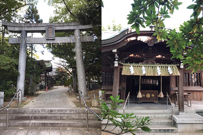 パワースポット,熊野道祖神社,福岡市,南区,塩原,交通安全,商売繁盛