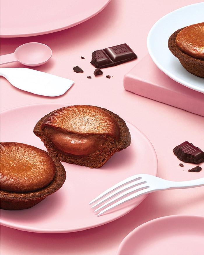BAKE,CHEESE,TART,ダンデライオン,チョコレート,天神地下街