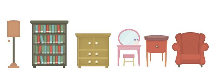 コラム,家具,臨機応変,編集長,引越し,部屋づくり,模様替え