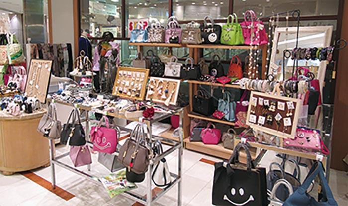 SKIP,ファッション,俱楽部,イムズ,出店,福岡,バッグ
