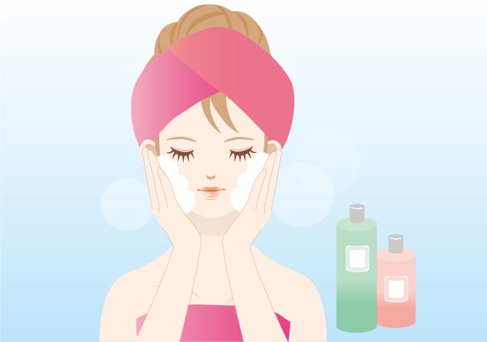 美肌,トラブル,洗顔,スキンケア,泡立て,ほいっぷるん,クレンジング