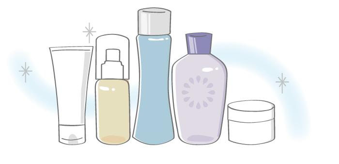 コラム,スキンケア,成分,防腐剤,エタノール,注意,美容