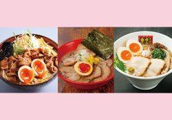 ラーメンスタジアムに久留米・小倉・札幌の3軒の新店が4月3日オープン!