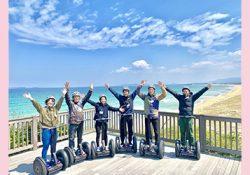 海の中道で「セグウェイガイドツアー」が開催中!