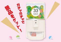 33カフェグリーン 1周年記念フェア第2弾!7/16〜31