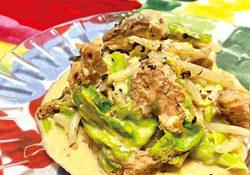 TAKE'sキッチン  鯖味噌マヨペッパー