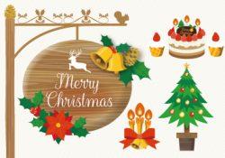 手軽にオシャレに クリスマスを演出!