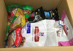 昨日も今日も支援物資が届きました!!