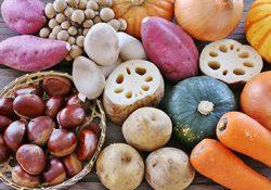 ヘルシー美人の秋レシピ