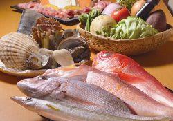旬の鮮魚や食材を創作和食で。大人にお勧めの和食処。