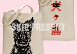 ※終了しました。映画「犬ヶ島」 オリジナルトートバッグプレゼント