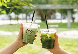青汁カフェ「33 CAFÉ GREEN」オープン!