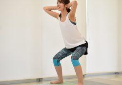 運動をして健康な体を作るんです。
