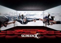 ユナイテッド・シネマ 福岡ももち「ScreenX」招待券プレゼント
